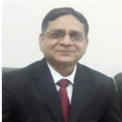 Engr. Mahesh Chandra Sharma